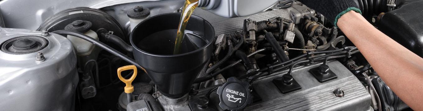 Cambio de aceite de motor